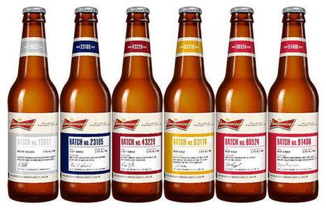 Budweiser Project12 - The Dieline - | Eco Branding | Scoop.it