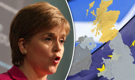 Would Scotland vote to leave the UK if there was an independence referendum tomorrow? | ESRC press coverage | Scoop.it