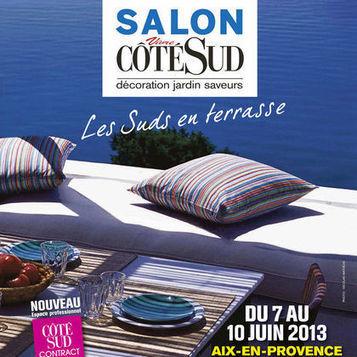 Salon «Vivre Côté Sud» du 7 au 10 juin 2013 à Aix   décoration & déco   Scoop.it