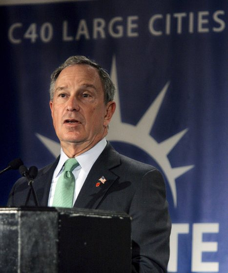 NYC mayor launches £7.5m contest to improve European city life | Smart Cities &