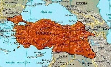 Turkey's New Maps Are Reclaiming the Ottoman Empire | Geography Education | Scoop.it