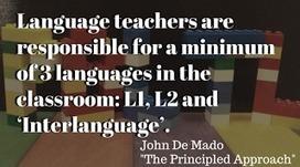 Don't Teach in the Target Language   Todoele - Enseñanza y aprendizaje del español   Scoop.it