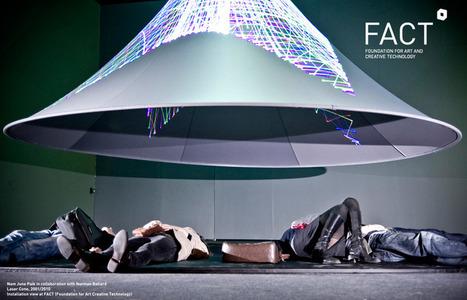 Far and Wide: Nam June Paik | Embodied Zeitgeist | Scoop.it