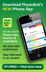PhysioBob's Jobs - Physio Job - Physiotherapist Musculoskeletal O ... | Find a Physio | Scoop.it