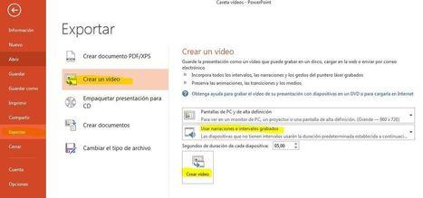 ¿Cómo convertir un Power Point en un vídeo? | Presentable.es - Presentaciones eficaces, Presentaciones creativas | Las TIC en el aula de ELE | Scoop.it