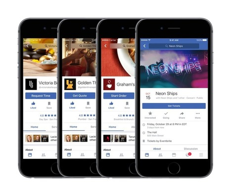 Facebook : de plus en plus de possibilités d'achat sans quitter la plateforme | Actualité Social Media : blogs & réseaux sociaux | Scoop.it