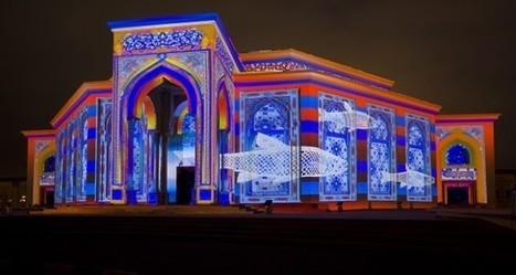 Sharjah Light Festival 2015 | EmiratesAmazing.com | Scoop.it