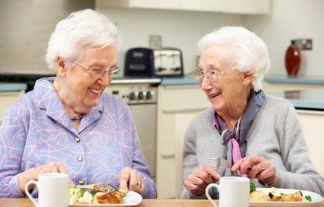 L'alimentation des seniors et le bien vieillir - INRA | Food Sciences and Technology | Scoop.it