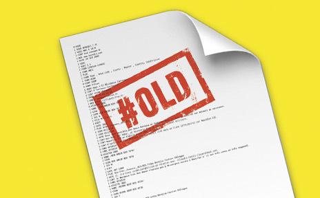 Le phénomène du #old - La course effrénée au lien frais | Cabinet de curiosités numériques | Scoop.it