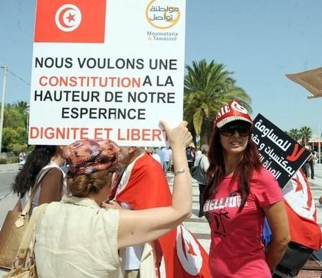 Femmes en Tunisie : une Constitution ne fait pas le printemps @Stefan_Zwog | 694028 | Scoop.it