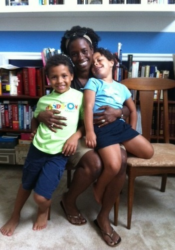 The Juggle Series: Erika Geiss, Work-At-Home Mom/ Teacher - Babble | Other Online Job Articles | Scoop.it
