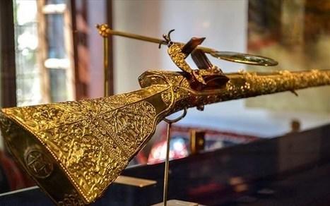 Ιωάννινα: Βρέθηκε το χρυσό καριοφίλι του Αλή Πασά   naftemporiki.gr   Περί Ιστορίας   Scoop.it