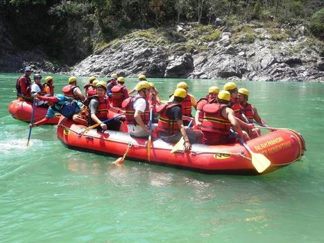 River rafting in Rishikesh that mesmerize you over the Trip | Adventure Destinations in India | Scoop.it