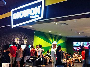Groupon a ouvert sa première boutique   Stratégies Cross Canal   Scoop.it