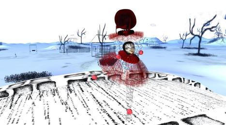 Suppressed Red Riding Hood #Secondlife | mimesismonday.com | Virtual Corporality | Scoop.it