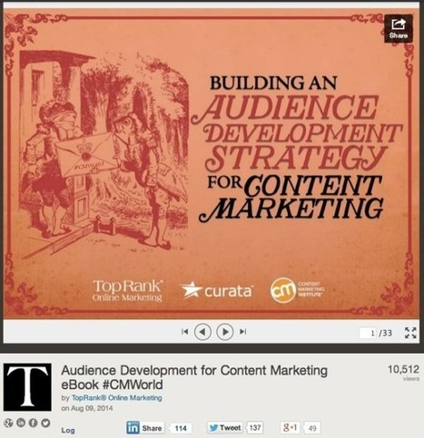 12 Actionable Content Marketing Tips To Yield Sales | Social Media, Digital Marketing | Scoop.it