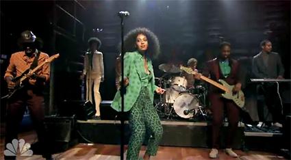 Solange Knowles - Losing You - Live chez Jimmy Fallon : Skeuds, le ... | Solange Knowles | Scoop.it