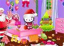 Кіті і Санта готуються до Нового року | Игры Даша Следопыт | Scoop.it