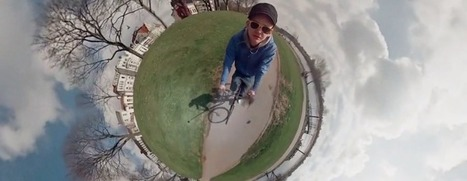 YouTube Now Supports 360-Degree Videos | Aprendiendo a Distancia | Scoop.it