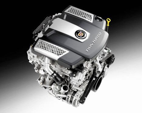 Cadillac Debuts Twin-Turbo V6   The Truth About Cars   Car Tuning   Scoop.it