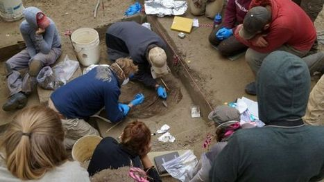 Two ice-age infants found in Alaska are the oldest human remains ever found in the North American Ar | News we like | Scoop.it