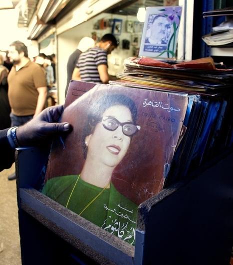 Les « vinyle diggers » à Beyrouth - Entre redécouverte des musiques arabes et pillage culturel | Cultures & Médias | Scoop.it