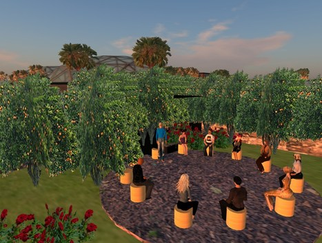 Second Life Experiments | Technology and language learning | Scoop.it