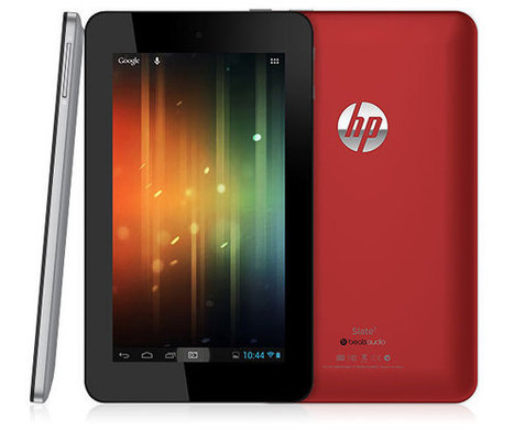 Slate 7 Tablet | HP® Official Site | HP Slate | Scoop.it