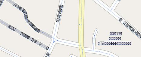 Dessiner rapidement un plan de ville sous illustrator ! | Graphisme, Web & Technologie | Scoop.it