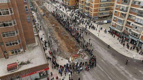 Qué está pasando en el barrio Gamonal, en Burgos - RTVE | Teorias del desarrollo | Scoop.it