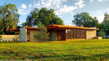 Un projet de Franck Lloyd Wright jamais construit prend vie en Floride | Architecture pour tous | Scoop.it
