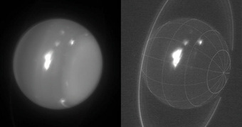 Amateur, professional astronomers alike thrilled by extreme storms on Uranus | Space & Time | Scoop.it