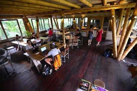 Work-life haven: why entrepreneurs and digital nomads are settling in Bali | La Matrice | Scoop.it