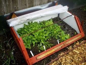 5 Creative IKEA Hacks for the Garden | Vertical Farm - Food Factory | Scoop.it