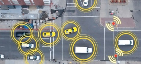 The Connected Car Will Be Commonplace Before 2025 | Creators Lab | Scoop.it