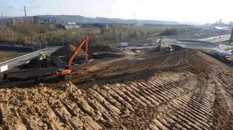 Seraing: les travaux de l'ancienne décharge Jacbois sont terminés | Réhabilitation de décharges et friches industrielles - Environnement et Ecologie | Scoop.it