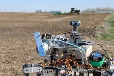 Robotic Farmers Feed the World | News You Can Use - NO PINKSLIME | Scoop.it