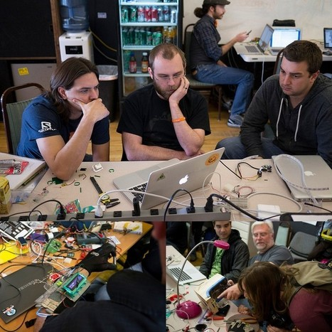 Arduino Wearable: highlights from #hackPHX | Raspberry Pi | Scoop.it