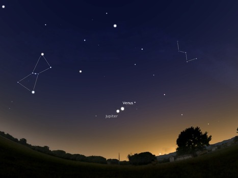 Stjärnhimlen i mars | Folkbildning på nätet | Scoop.it