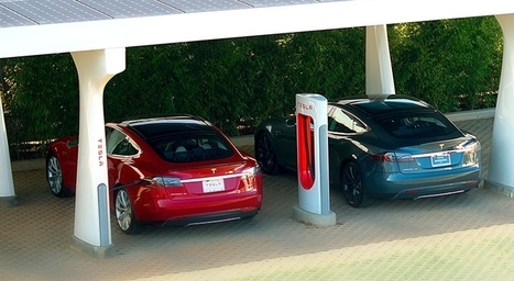 Tesla Supercharges Its Network Of Fast Chargers; Coast To Coast On Battery By Year End | Life is: | Scoop.it