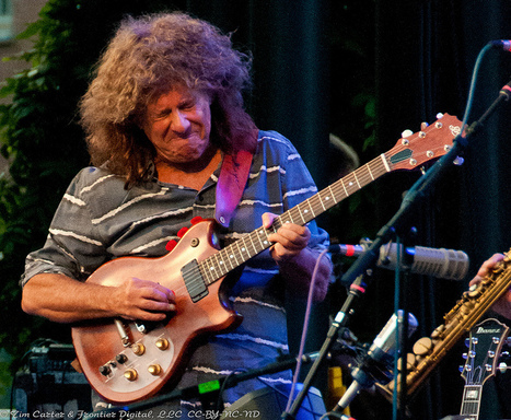 Pat Metheny - 2012 Lowell Summer Music Series | Hot Upcoming Events!  News!  Random Thoughts | Scoop.it