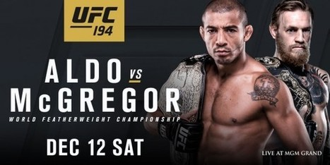 UFC Fight Pass 194 Bypass/Avoid Blackouts watch Aldo vs McGregor - The VPN Guru | VPN Unblock and Smart DNS | Scoop.it