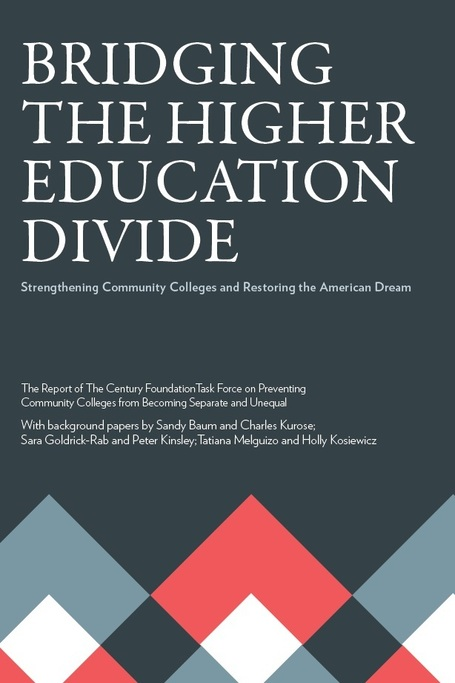 Bridging the Higher Education Divide : Century Reads : The Century Foundation | Cross Border Higher Education | Scoop.it