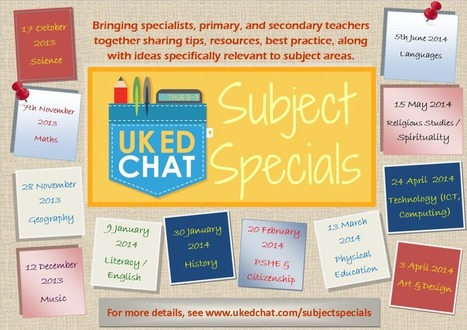 SubjectSpecials | UKEdChat.com - Supporting the #UKEdChat Education Community | Physical Education Resources | Scoop.it