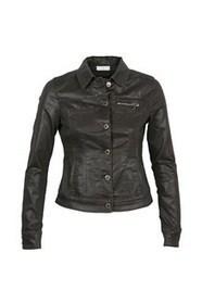 Le blouson simili cuir, pour un style top   La mode en vestes et manteaux   Scoop.it