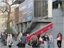 La modernisation du parc des expositions de la Porte de Versailles ... - Batiactu   salons & events   Scoop.it