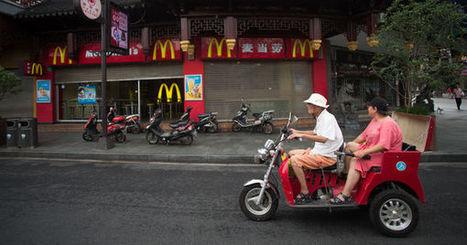 En Chine, un scandale de viande avariée atteint les géants américains du fast-food | Nature Animals humankind | Scoop.it