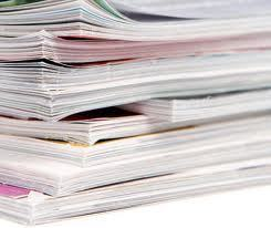 Magazines show a higher average ROI than internet or TV   Content marketing curator   Scoop.it
