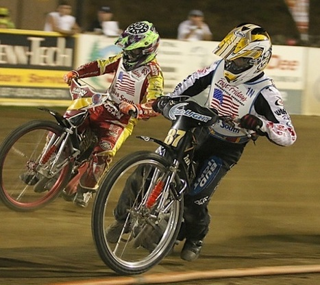 South Team Wins 24th North vs. South Challenge | California Flat Track Association (CFTA) | Scoop.it