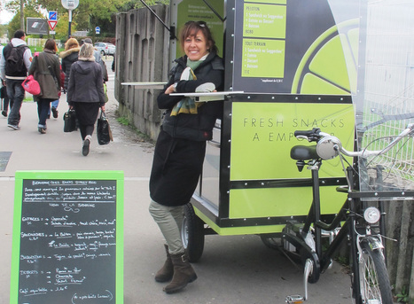 Enkas Street Food, servi sur un « plateau »   Bordeaux Quartiers   Street food   Scoop.it